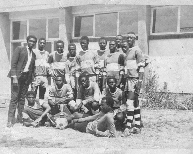 The 70's Soccer Team