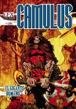 Camulus - El gigante romano