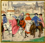 A Canterbury Blog