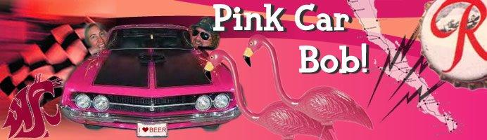 Pink Car Bob