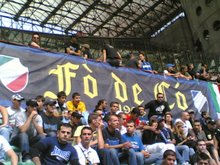 striscione 2006/07