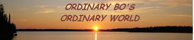 Ordinary Bo