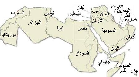 الامه العربيه