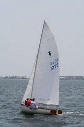 Thistle Sailing