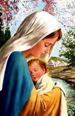 Our Most Holy Mother.