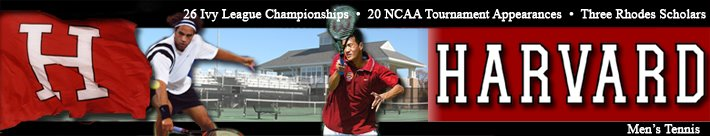 Harvard Men's Tennis Blog