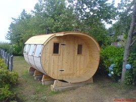 Tinas de madera saunas spa piscinas todo en madera - Como hacer una sauna ...