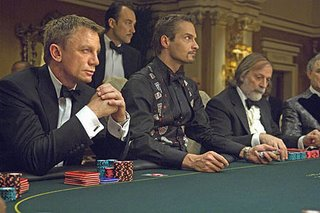 'Casino Royale' (dir. Martin Campbell, 2006)