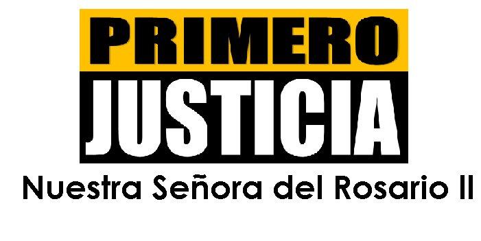 Primero Justicia Nuestra Señora del Rosario ll