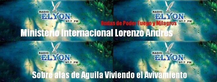 RADIO ELYON 97.7 FM DESDE CORONEL REGION DEL BIO-BIO PARA CHILE YEL MUNDO