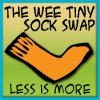 The Wee Tiny Sock Swap