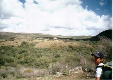 Oka en la Quebrada de Los Cuervos