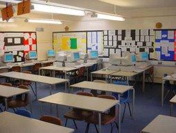 Lugar ideal para compartir el aula de clases