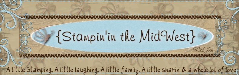 Stampin' in the midwest