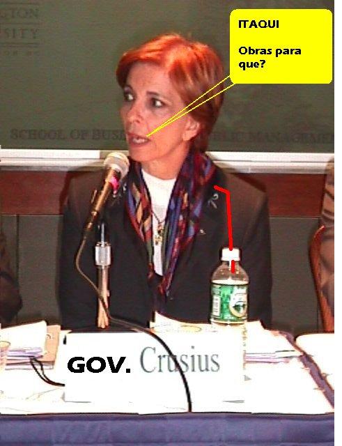 Governadora Itaqui também merece