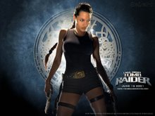 "ANGELINA "" TOMB RAIDER "" JOLIE"