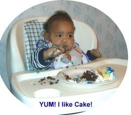 Jordan Eats Cake