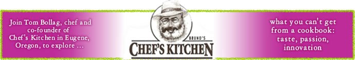 Chef's Kitchen:blog