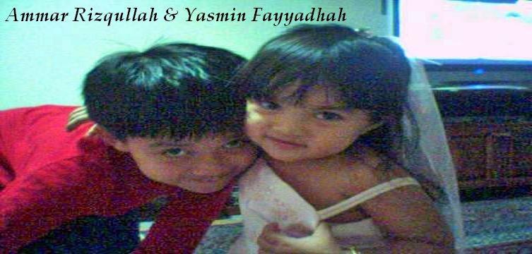 My Bundle Of Joy - Ammar & Yasmin