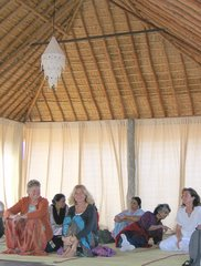 Workshop on self awareness in Hampi