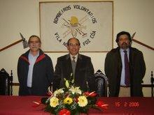 Os Membros da Associação