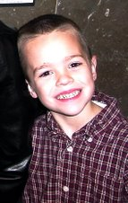 Connor age 5