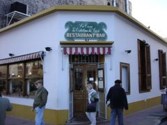 Tango Tea Room Corpus Menu
