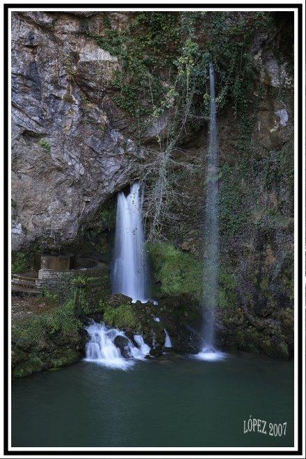 Fuente de los 7 Caños Covadonga