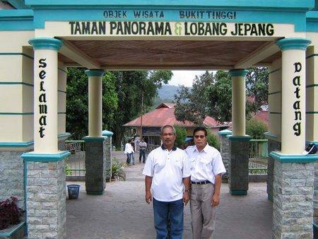 MEMENUHI WAKTU LAPANG - MELAWAT NEGARA JIRAN-INDONESIA