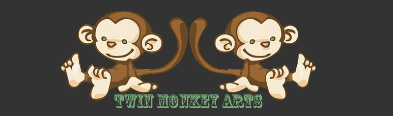 Twin Monkey Arts