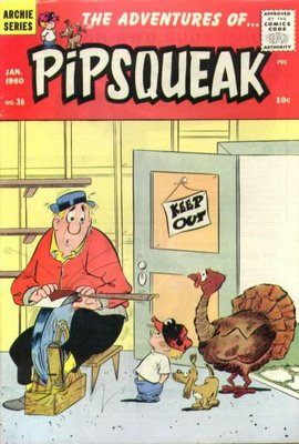 The Adventures of Pipsqueak #36