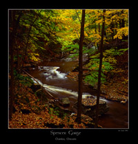 Spencer Creek, Dundas Ontario Canada