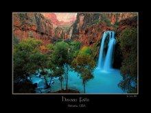 Havasu Falls, Arizona USA