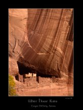 Canyon De Chelly, Arizona USA