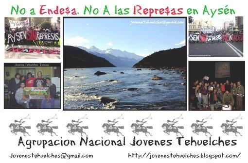No a Endesa - No a las Represas !!!