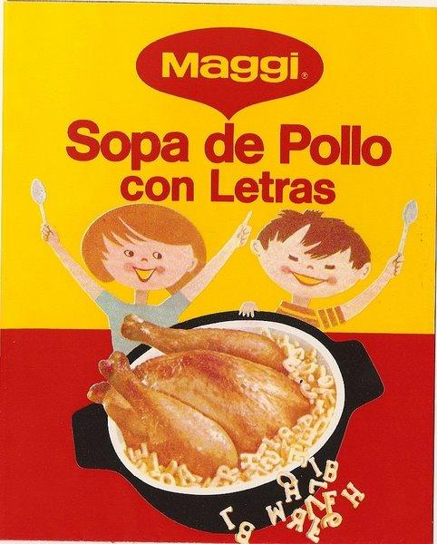 LA SOPA DE LETRAS QUE YA NO HAY