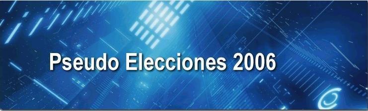 Pseudoelecciones 2006