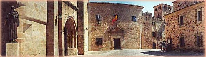 """Cáceres """" Patrimonio de la Humanidad """""""
