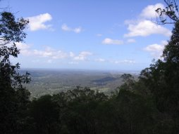 View of East Brisbane