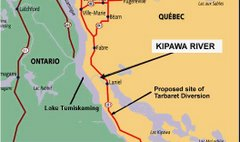 Where is the Kipawa
