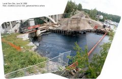 Kipawa Dam: After