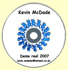 Demo Reel CD