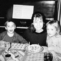 Maximilien, Maman et Josephine