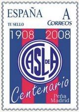 Sello Conmemorativo Centenario