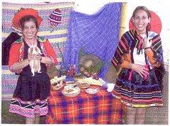 """Dos """"Serranitas"""" en Peru"""