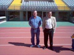 Presidente y Directivo del MarinoFC