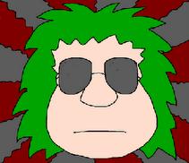 Mi  avatar por el Vengador Pitufante: