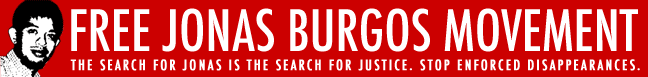 FREE JONAS BURGOS