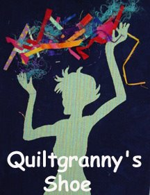 Quiltgranny&#39;s Shoe