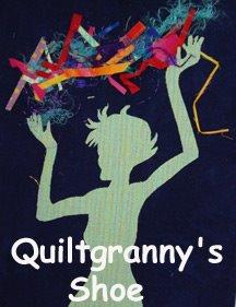 Quiltgranny's Shoe